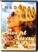 SWEPT AWAY- OFFICIAL UK DVD FILM